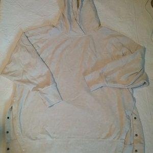 Aerie cream colored XL sweatshirt